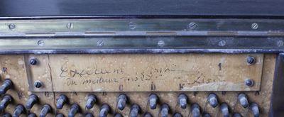 Liszt's Italian piano