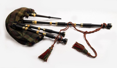 Highland bagpipe