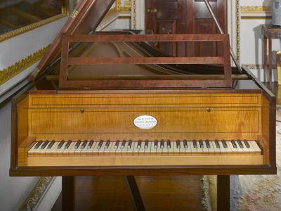 Haydn's English grand piano