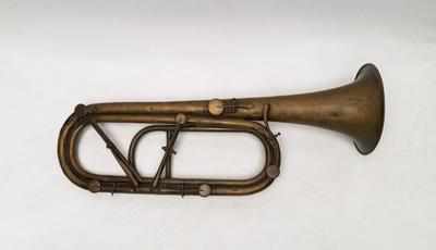 Bass keyed trumpet