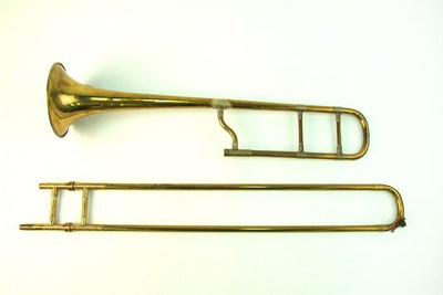 Tenor trombone in B flat