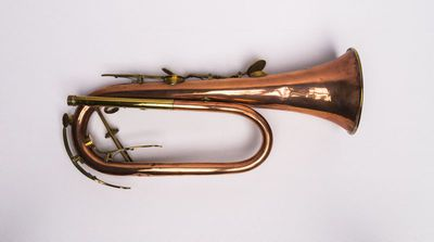 Keyed bugle in E flat