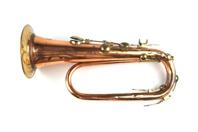 Keyed Bugle in C