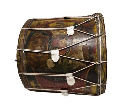 Long (bass) drum