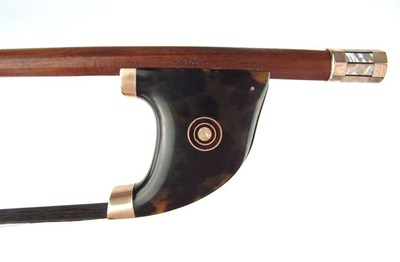 Double bass bow