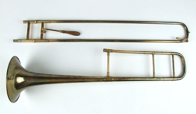 Bass trombone in G