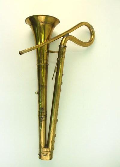Bass horn