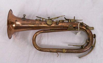 Keyed bugle