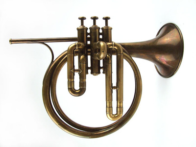 Ballad horn in A flat