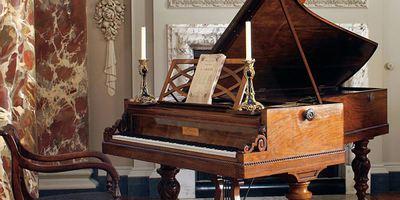 Chopin's 'Own' piano