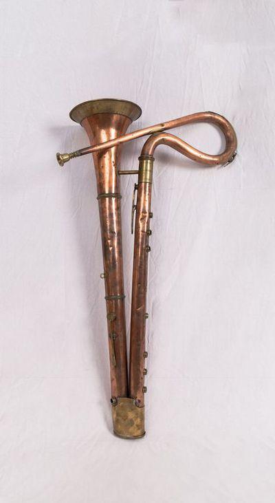 English bass horn