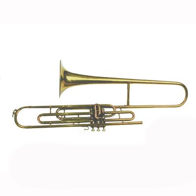 Bass trombone; valve trombone