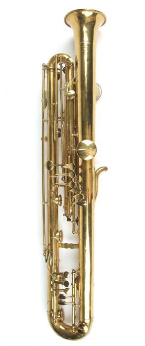 Baritone Sarrusaphone