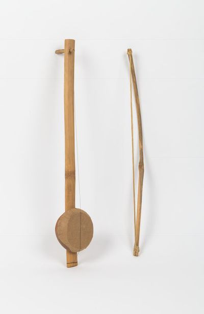 Fiddle bow