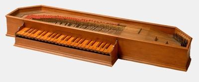 gebundenes Clavichord
