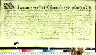 Urkunden 1739 VII 01