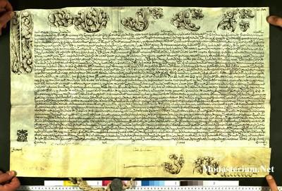 Urkunden 1741 V 30