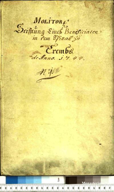 Urkunden 1743 V 01