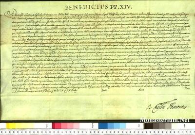 Urkunden 1749 II 22