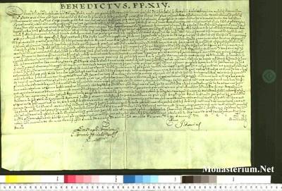 Urkunden 1752 I 11