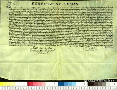 Urkunden 1754 I 05