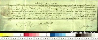Urkunden 1758 I 04