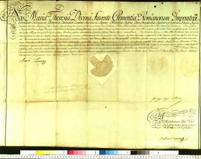 Urkunden 1759 VI 02