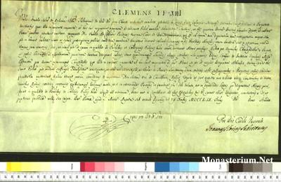 Urkunden 1759 XII 07