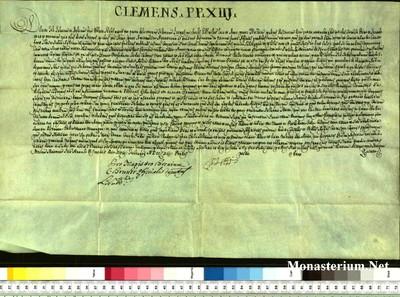 Urkunden 1763 II 18