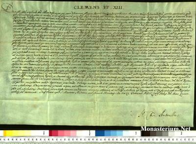 Urkunden 1763 II 23