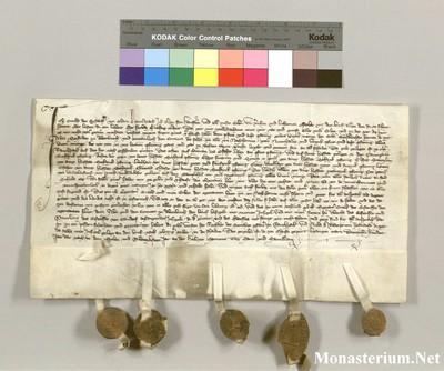 Urkunden 1377 VI 18