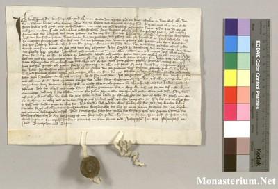 Urkunden 1383 VIII 20