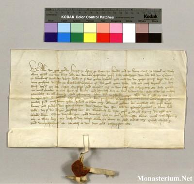 Urkunden 1383 XI 30