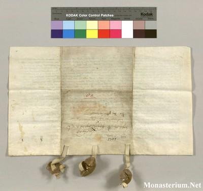 Urkunden 1384 III 12