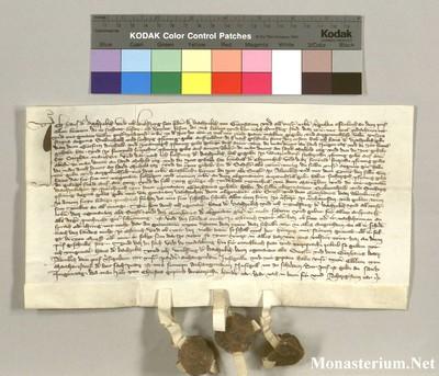 Urkunden 1384 IV 24