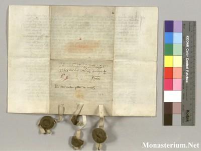 Urkunden 1388 X 12