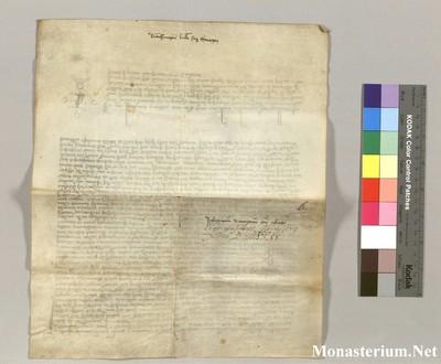 Urkunden 1388 XI 19