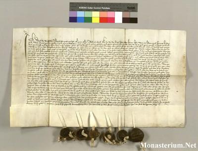Urkunden 1395 III 12