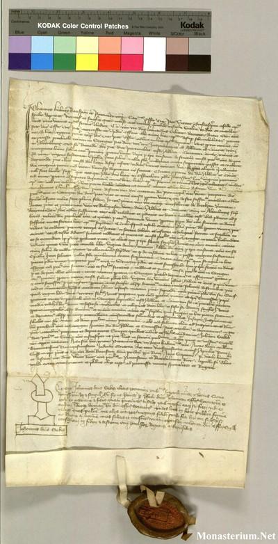 Urkunden 1396 IV 26