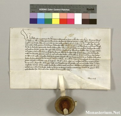 Urkunden 1396 XI 15