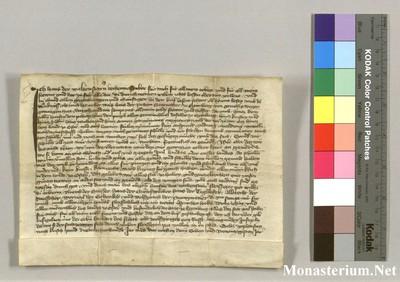 Urkunden 1397 VI 10