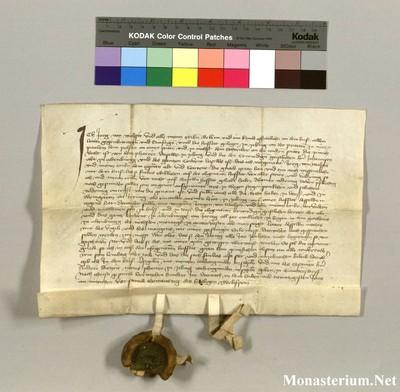 Urkunden 1397 XII 19