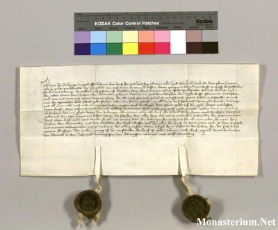 Urkunden 1398 VI 10