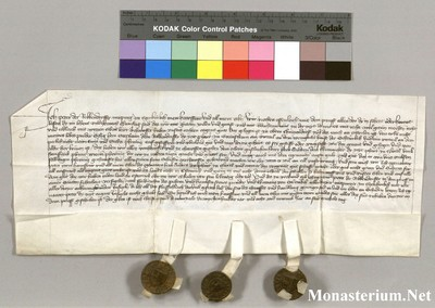 Urkunden 1398 IX 29