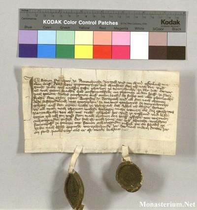 Urkunden 1403 I 25