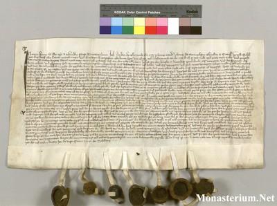 Urkunden 1403 VIII 15