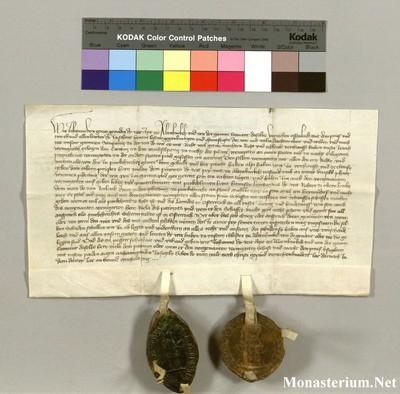 Urkunden 1403 IX 29