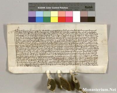 Urkunden 1407 X 21