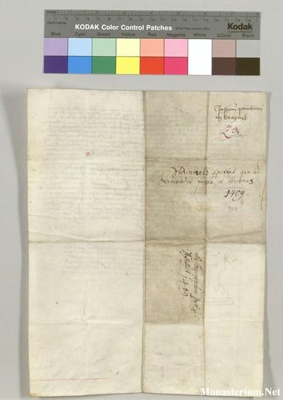 Urkunden 1409 VII 18