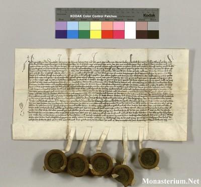 Urkunden 1414 XI 25